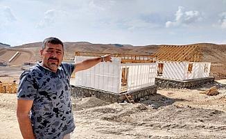 Kahramanmaraş'a 25 bungalov ev