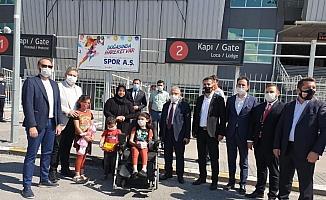 Kayserispor'dan 2. kez akülü araba
