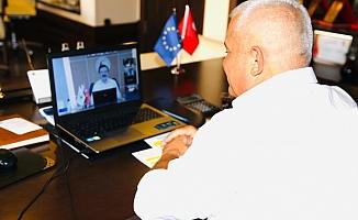 Şahin, Hisarcıklıoğlu'na önerilerini sundu
