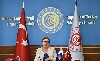 """Ticaret Bakanı Pekcan: """"Türkiye'de doğrudan yatırımı bulunan ülkeler arasında Hollanda birinci sırada"""""""