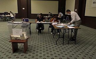 Trakya Bölge Veteriner Hekimler Odası'nın 17. Olağan Genel Kurulu yapıldı