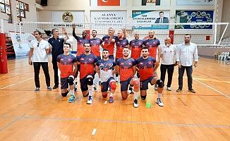 Alanya Belediyespor, Konya'yı 3-1 yendi