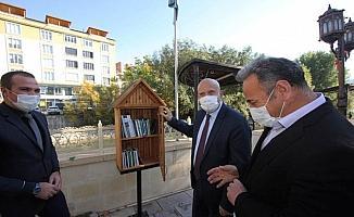 Bayburt'ta kitap okuma kampanyası