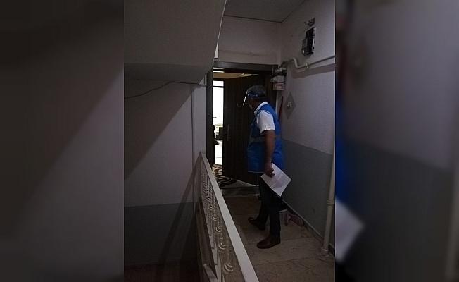 Çorum'da 27 kişi KYK yurdunda karantinaya alındı