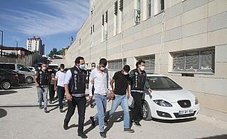 Elazığ'da torbacılara şafak operasyonu: 7 gözaltı