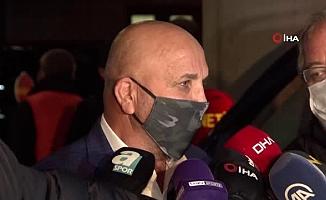 """Hasan Çavuşoğlu: """"Galatasaray'dan puan almak kolay değil"""""""