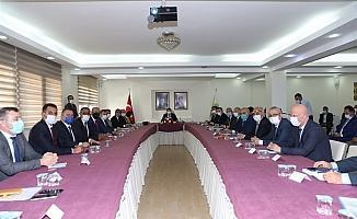 İl Planlama ve Koordinasyon Kurulu toplantısı yapıldı