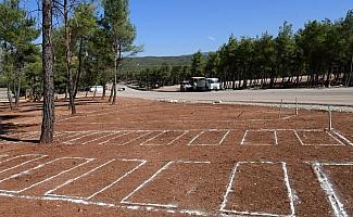 Kahramanmaraş'a yeni mezarlık