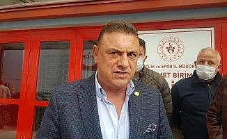 """Kartal: """"Türkiye hakem yetiştiremiyor, herhalde yurt dışından onu da ithal edeceğiz"""""""