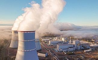 Leningrad NGS'nin VVER-1200 reaktörlü yeni güç ünitesi elektrik vermeye başladı