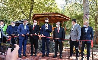 Macaristan'ın Ankara Büyükelçisi Viktor Matis Sinop'ta