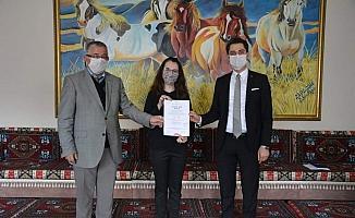 'Okulum Temiz Belgesi' ödül töreni