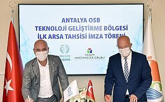OSB sınırları içerisinde tıbbi cihazların Ar-Ge çalışmaları yapılacak