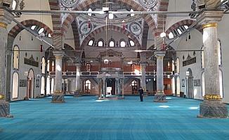 Restore edilen Kütahya Ulu Cami ibadete açılıyor