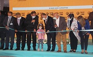 Talas Kültür Merkezi ve 7/24 Kütüphane hizmete açıldı