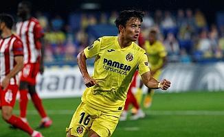 UEFA Avrupa Ligi: Villarreal: 2 - Sivasspor: 2 (İlk yarı)