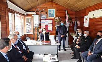 Vali Becel, Muhtarlar Günü mesaj yayımladı