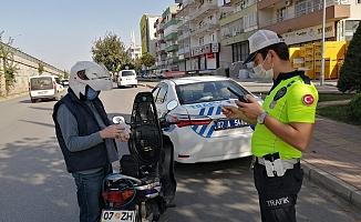 Yüz binlerce motosiklet denetlendi, 75 bin 894'üne ceza uygulandı