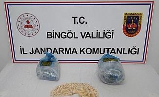 Bingöl'de uyuşturucu ve sahte parayla yakalanan 2 şüpheli tutuklandı