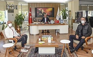 """Özkan: """"Karacabey'e gönül veren herkes bu takıma destek olmalı"""""""