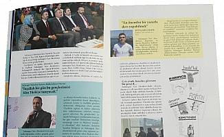 """Sultangazi Yazı Akademisi """"Ümit Var"""" dedi"""
