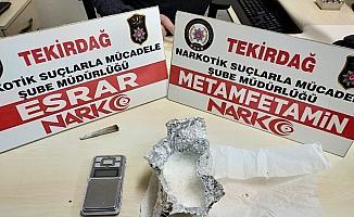 Tekirdağ'da uyuşturucu operasyonu: 5 gözaltı