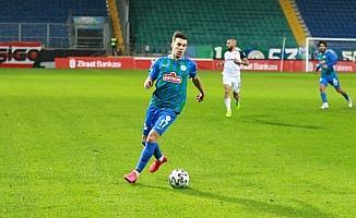 Ziraat Türkiye Kupası: Çaykur Rizespor: 6 - Uşakspor: 0 (Maç sonucu)