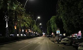 Adana'da sokağa çıkma kısıtlaması başladı
