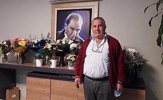 Alanya CHP'de vefat eden Aras'ın yerine gelen isim belli oldu