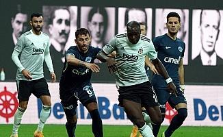 Beşiktaş vites yükseltti