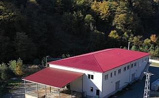Giresun'da modern kesimhaneler inşa ediliyor