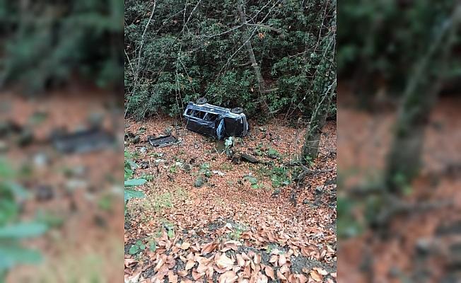 Karabük'te trafik kazası: 4 yaralı