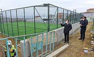 Süleymanpaşa'da gençlik ve spor hamlesi