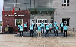 Sultanbeyli İlçe Salgın Denetim Merkezi Ekipleri 9 ayda 203 bin denetim gerçekleştirdi