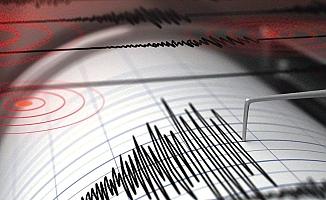 Alanya depremle sallandı!