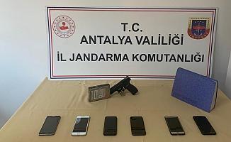 Antalya'da yasa dışı bahisçilere ceza yağdı