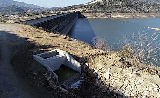 Beydağ Barajı'na yılda 14.5 milyon metreküp can suyu
