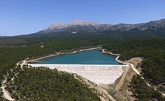 Burdur'da son 18 yılda 16 baraj, 1 gölet yapıldı