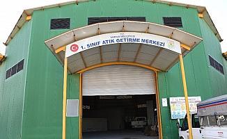 Çukurova'nın ilk Atık Getirme Merkezi Tarsus Belediyesi'nden