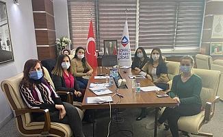 Körfez Ticaret Odası kadın girişimcileri toplandı