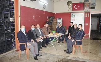 MHP Alanya Teşkilatı'ndan hal çıkarması