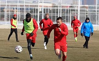 Sivasspor'da Kasımpaşa mesaisi