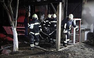 3 kişinin öldüğü restoran yangını eğlencede değil mola sırasında meydana gelmiş