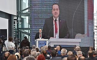 Başkan Dutlulu, 'Balkan İşbirliği Toplantısı'na katıldı