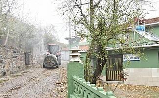 Çan ilçesinde Mallı köyü karantina altına alındı
