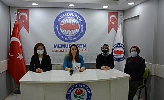 Denizli Memur-Sen, 28 Şubat mağduriyeti giderilmeyenlerin haklarının iadesini istedi