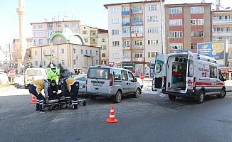 Eşi doğum yapmak üzereydi, hastane yolunda yaşanan kaza çılgına çevirdi