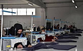 Kırıkkale OSB'de 2 bin 30 kişiye iş istihdamı sağlanıyor