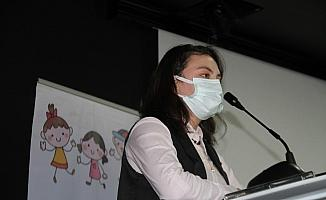 """Milas'ta """"Sağlık Çalışanları"""" konulu resim yarışmasının ödülleri verildi"""