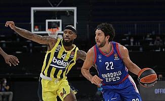 THY Euroleague'de Türk derbisi: Fenerbahçe - Anadolu Efes